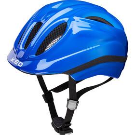 KED Meggy - Casque de vélo Enfant - bleu